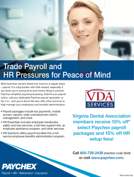 Paychex flyer image