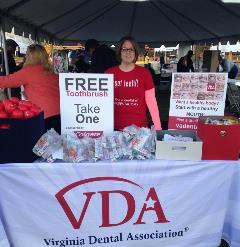 Shannon at ADA Walk
