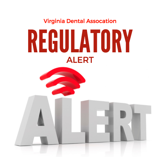 VDA Regulatory Alert Image