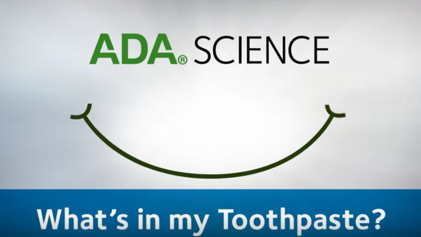 Whats in my toothpaste video image